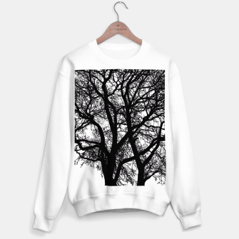 Thumbnail image of Be Like A Tree Sweater regular, Live Heroes