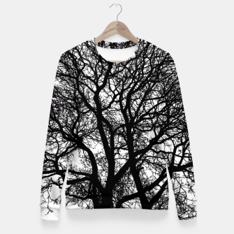 Miniature de image de Be Like A Tree Fitted Waist Sweater, Live Heroes