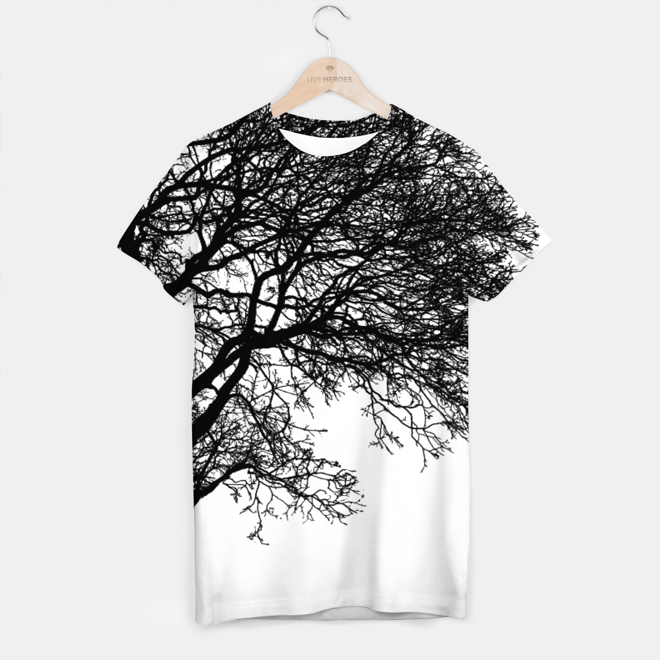Image of Be Like A Tree T-shirt - Live Heroes