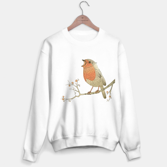 Thumbnail image of Songbird Robin Sweater regular, Live Heroes