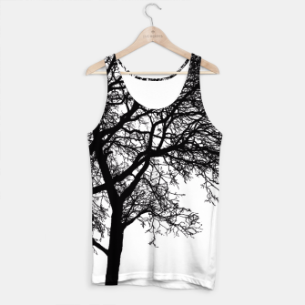 Miniatur Be Like A Tree Tank Top, Live Heroes
