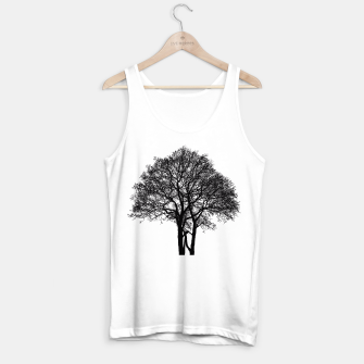 Be Like A Tree Tank Top regular thumbnail image