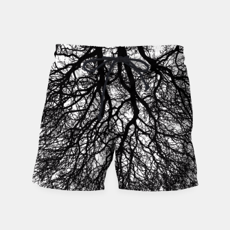 Thumbnail image of Be Like A Tree Swim Shorts, Live Heroes