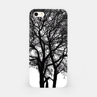 Be Like A Tree iPhone Case thumbnail image