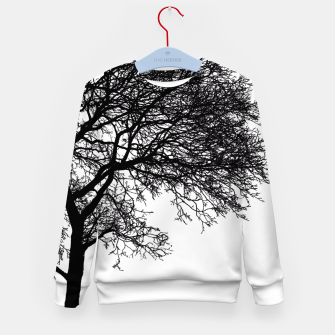 Thumbnail image of Be Like A Tree Kid's Sweater, Live Heroes