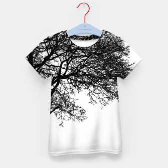 Thumbnail image of Be Like A Tree Kid's T-shirt, Live Heroes