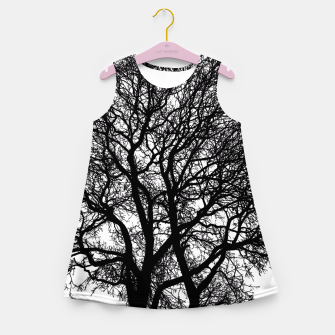 Thumbnail image of Be Like A Tree Girl's Summer Dress, Live Heroes