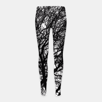 Be Like A Tree Girl's Leggings thumbnail image