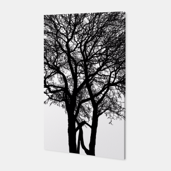 Be Like A Tree Canvas thumbnail image