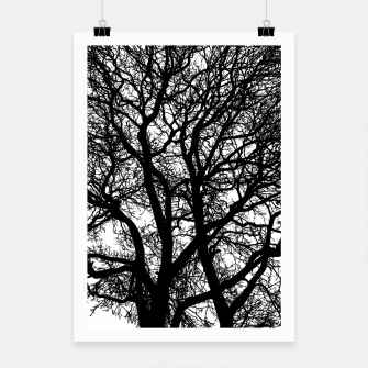 Thumbnail image of Be Like A Tree Poster, Live Heroes
