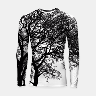 Be Like A Tree Longsleeve Rashguard  thumbnail image