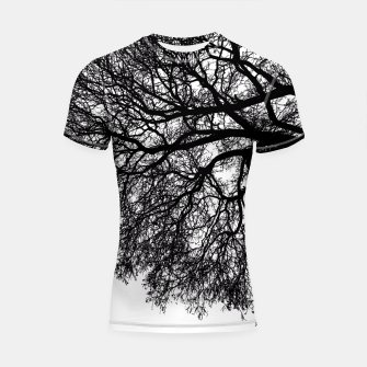 Be Like A Tree Shortsleeve Rashguard thumbnail image