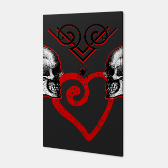 Thumbnail image of Eternally Yours Canvas, Live Heroes