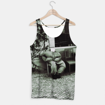 Thumbnail image of headless & famous Tank Top, Live Heroes