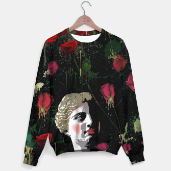 Miniatur  Aphrodite in the gardens Sweater, Live Heroes