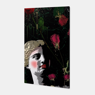 Thumbnail image of  Aphrodite in the gardens Canvas, Live Heroes