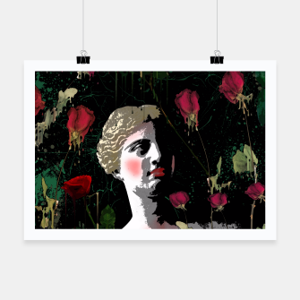 Thumbnail image of  Aphrodite in the gardens Poster, Live Heroes
