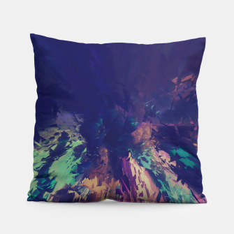 Thumbnail image of Explosive Colors Pillow, Live Heroes