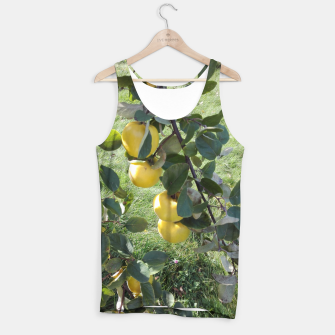 Miniatur apples on a tree Tank Top, Live Heroes