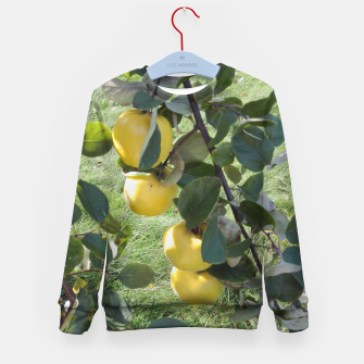 Thumbnail image of apples on a tree Bluza dziecięca, Live Heroes