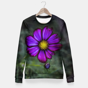 Miniature de image de Floral autumn Fitted Waist Sweater, Live Heroes