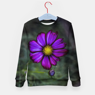 Thumbnail image of Floral autumn Kid's Sweater, Live Heroes