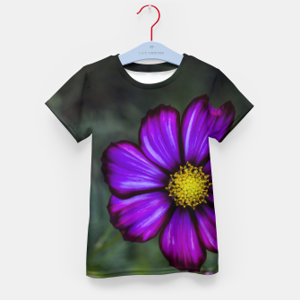 Thumbnail image of Floral autumn Kid's T-shirt, Live Heroes