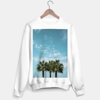 Thumbnail image of Good vibes. Tropical Sweater regular, Live Heroes