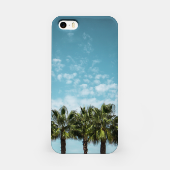 Thumbnail image of Good vibes. Tropical iPhone Case, Live Heroes