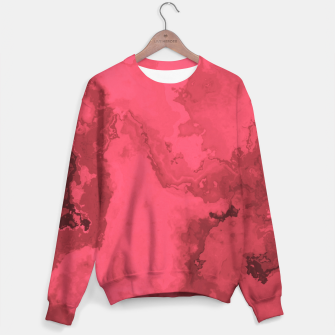 Miniatur Red Flows Sweater, Live Heroes