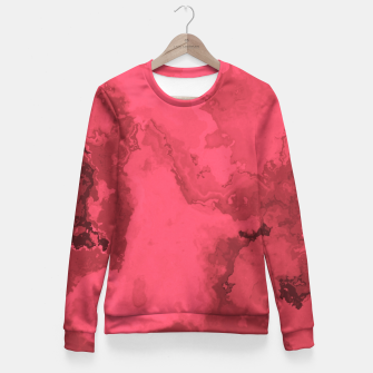 Miniature de image de Red Flows Fitted Waist Sweater, Live Heroes