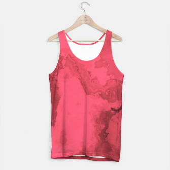 Miniatur Red Flows Tank Top, Live Heroes