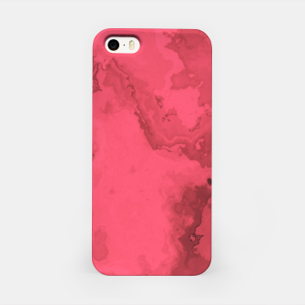 Thumbnail image of Red Flows iPhone Case, Live Heroes