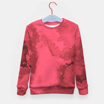 Thumbnail image of Red Flows Kid's Sweater, Live Heroes