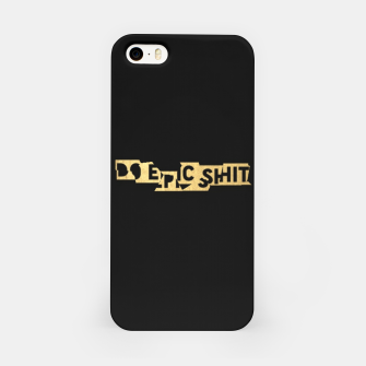 Thumbnail image of Do Epic Shit iPhone Case, Live Heroes