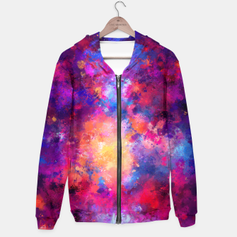 Abstract Painting Hoodie Bild der Miniatur
