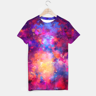 Abstract Painting T-shirt Bild der Miniatur
