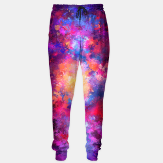 Abstract Painting Sweatpants Bild der Miniatur