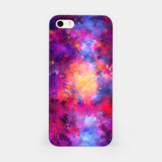 Abstract Painting iPhone Case Bild der Miniatur