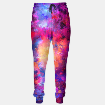 Miniaturka Abstract Painting Sweatpants, Live Heroes