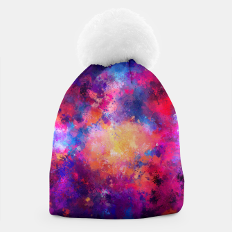 Miniaturka Abstract Painting Beanie, Live Heroes