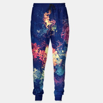 Miniatur Colors flowing Sweatpants, Live Heroes