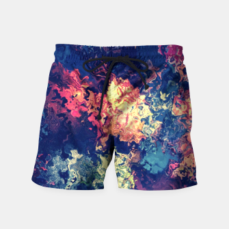 Colors flowing Swim Shorts miniature