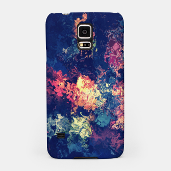 Colors flowing Samsung Case miniature