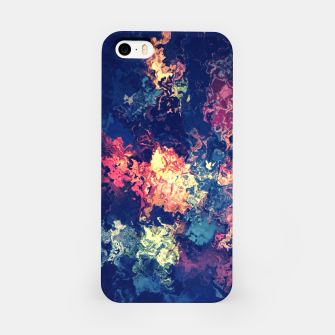 Colors flowing iPhone Case miniature