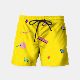 Miniature de image de Yellop by The Sonnyfive Swim Shorts, Live Heroes
