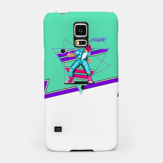 Thumbnail image of Arcade by The Sonnyfive Samsung Case, Live Heroes