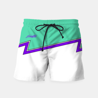 Thumbnail image of Arcade by The Sonnyfive Swim Shorts, Live Heroes