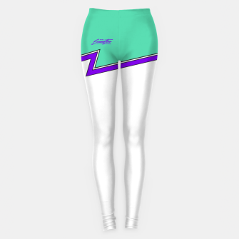 Thumbnail image of Arcade by The Sonnyfive Leggings, Live Heroes