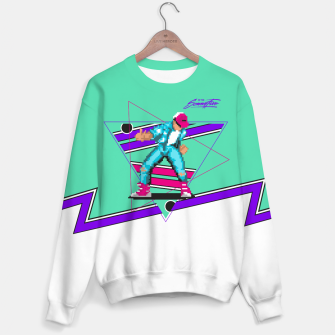 Miniatur Arcade by The Sonnyfive Sweater, Live Heroes